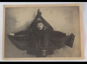 Schausteller Peter Tröstl und Artisten-Direktor Wien 1909 ♥ (73289)