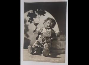 Mecki, Ohne Wein und Liebe ist das Leben trübe, 1950 ♥ (73290)