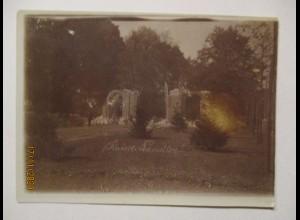 Berufe Bau, Abriss der Ruine Landtor 1928, Foto (51933)