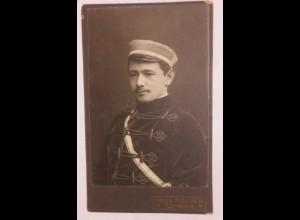 Foto, Studentika Männer, Mode, Paul Fischer Tübingen, ca.1890 ♥ (12619)