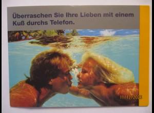 Telefonkarte Deutschland 6 DM Condor in Klappkarte (64486)