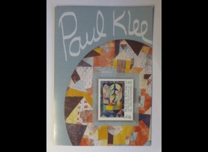 Sonderblatt Paul Klee Gemälde 2017 ♥