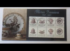 Dänemark Flora Danica Porzellan 1990 ♥