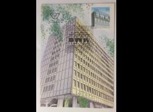 Maximumkarte 40 Jahre Bundeswirtschaftskammer 1986 ♥ (74935)
