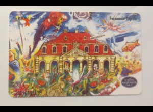 Telefonkarte 1200 Jahre Frankfurter Leben 1994 ♥ (19040)