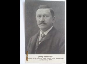 Österreich, Politik Sozialdemokratie SPÖ Franz Schuhmeier + 1913 (72075)