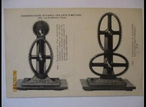 Technik, Conservatoire national des arts et métiers, Maschine, ca. 1900 (69926)