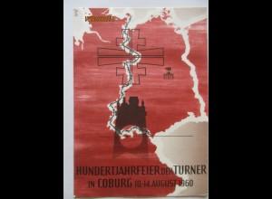 Sport Coburg 1960, Hundertjahrfeier der Turner (5782)