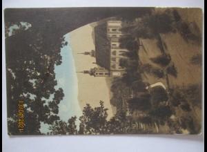 Sarnen Schweiz Kirche 1940 (17653)