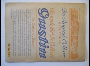 Backen Dr. Oetker Rezepte für Gustin ca. 1950er Jahre (50903)