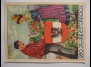 950 Jahre Österreich, Sonderkarte 1946 (66371)
