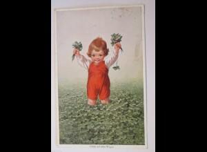 """""""Kinder, Glück auf allen Wegen"""" ca.1930, Wally Fialkowska ♥"""