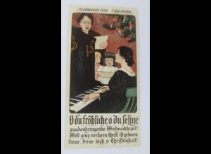 Stollwerck, Weihnachtsfeier, O Du Fröhliche, Gruppe 96, Nr.4, Album 3 ♥