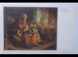 Schutzengel, Engel, Die Heiligkeit der Mutterschaft, 1910, Thomas Riss ♥ (62328)