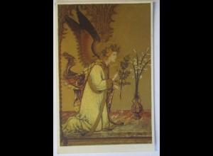 Künstlerkarte Engel, Dettaglio, 1951♥ (65874)