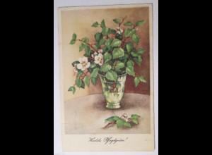 """""""Pfingsten, Vase, Blumen, Zweige"""" 1930 ♥"""