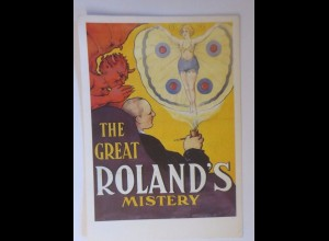 """""""Teufel, The Great Roland´s Mistery"""" 1945 ♥"""