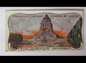 """Stollwerck"" Serie 35. Nr. 6, Album Nr. 2, Neue National Denkmäler ♥"