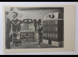 Zirkus, Comedy, Clown, Bobb Theri, Music. Exentric Act, 1910 ♥ (44191)