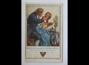 Deutscher Schulverein, Nr. 366, Lied, 1910 ♥ (992)
