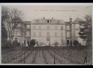 Trevoux, Schule, ca. 1910