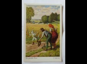 """Der gestiefelte Kater"" 1910, O. Kubel♥"