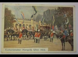 Österreich, Eucharistischer Kongreß Wien 1912 (1676)