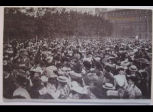 Österreich, Wien Kinderhilfstag Fotokarte 1905 (57170)