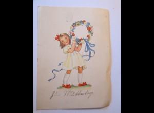 """""""Muttertag, Kinder, Kranz, Blumen"""" 1943 ♥"""