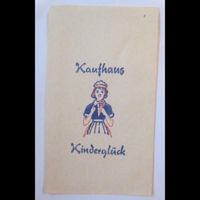 Reklame, Tütchen, Knorr Klare Fleisch Suppe, Kaufhaus Kinderglück ♥ (70016)