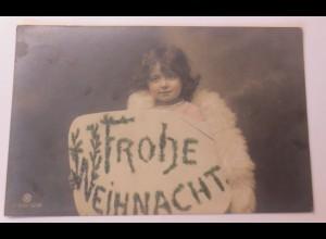 Weihnachten, Kinder, Mode, Stola, 1910 ♥ (65727)