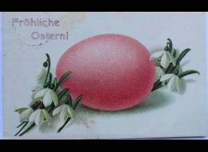 """""""Ostern, Kinder, Osterei, Schneeglöckchen"""" 1932 ♥ (11994)"""
