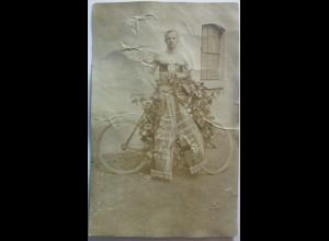 Fahrrad, RV Hannover, Sieger Strassenmeisterschaft 1922 Fritz Kramer