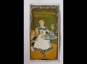 """""""Stollwerck"""" Serie 46. Nr. 3, Album Nr. 2, Phantasiebilder ♥"""