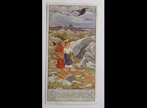 """""""Stollwerck"""" Gruppe 387, Nr.5 , Das dritte Angebot, Märchen Album 9 ♥ 46353"""