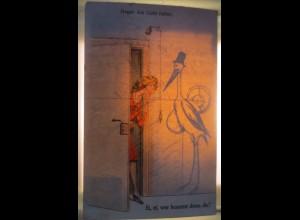 Halt gegen das Licht, Frauen, Ei, wer kommt denn da, Klapperstorch, 1932♥(70087)