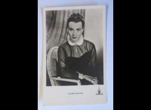 Schauspielerin, Claire Bloom, In den Carol Film Gefährlicher Urlaub,1950♥