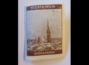Vignetten, Austria Wien Stephansdom Österreich 1914 ♥ (49448)