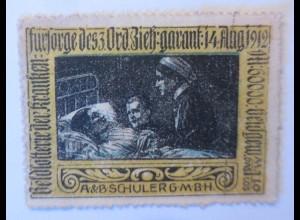 Vignetten, Geldlotterie der Kranken 1912 ♥ (11275)