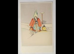 """""""Maus, Laterne, Winterlandschaft"""" 1924 ♥"""