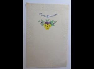 Briefpapier, aus dem Jahr 1888, Ungebraucht ♥ (2 K)