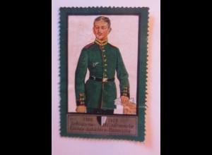 Vignetten, Militärmarke Garde-Schützen-Bataillon 1913 ♥ (47321)