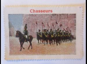 Vignetten, Chasseurs 1914 ♥ (43388)
