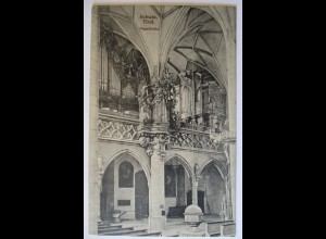 Schwaz Tirol Pfarrkirche, Feldpost 1916