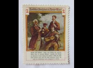 Vignetten, Bund der Deutschen in Niederösterreich 1914 ♥ (61979)