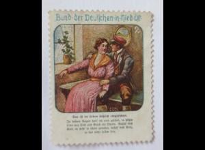 Vignetten, Bund der Deutschen in Niederösterreich 1914 ♥ (23543)