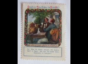 Vignetten, Bund der Deutschen in Niederösterreich 1914 ♥