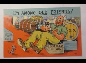 """""""Maus, Männer, Flasche, Fass"""" 1910 ♥"""