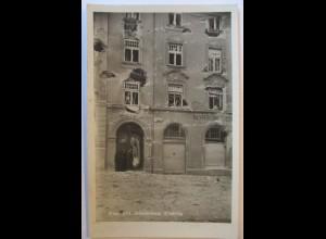 Österreich, Februar Kämpfe Revolte 1934, Wien Arbeiterheim (32968)
