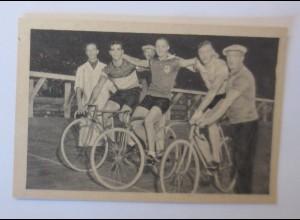 Fahrrad, Sammelwerk Nr.6, Bild 176, Olympia 1932 ♥